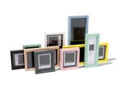 Moritz P object frame, wood