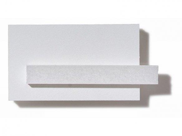 Smart-X Polystyrolplatte mit Schaumkern im Zuschnitt
