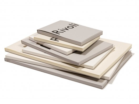 Rivoli stationery pad