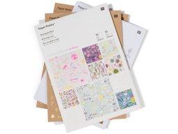 Paper Poetry motif paper pad, Hot Foil