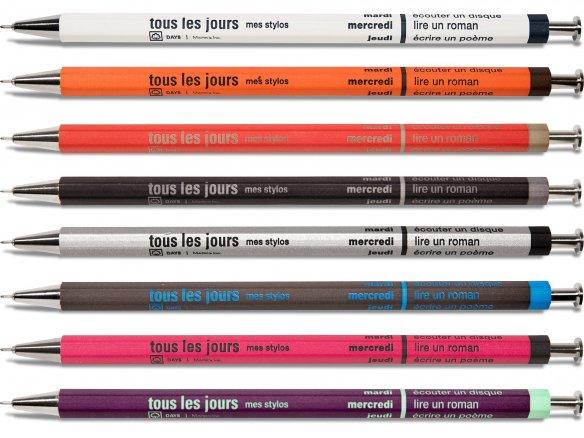 Mark's Tous les Jours ballpoint pen