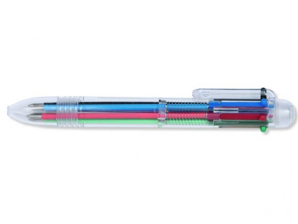 Paper Poetry Multicolor ball point pen