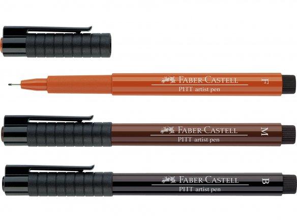 Penna per artisti Pitt Faber-Castell