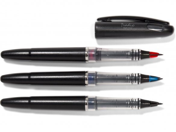 Pentel fountain pen, Tradio Stylo TRJ50