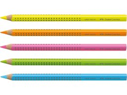 Faber-Castell Jumbo Grip highlighter pencil