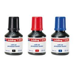 Edding T 25, tinta de recambio