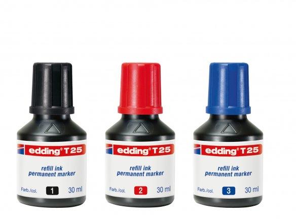 Edding T 25 refill ink
