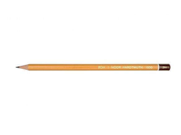 Koh-i-Noor Hardtmuth 1500 pencil
