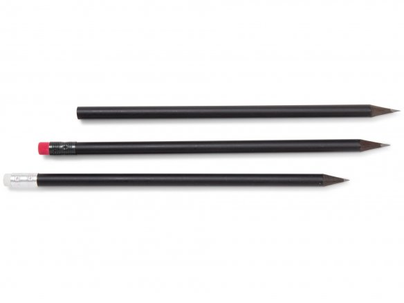Cedarwood pencil, black