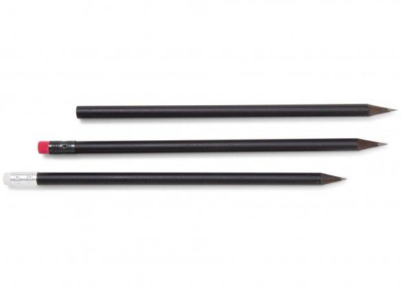 Bleistift Zedernholz, schwarz