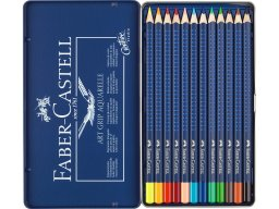 Faber-Castell Aquarellfarbstift Art Grip