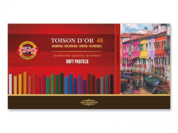 Pastellkreide Toison d´Or Soft Pastels