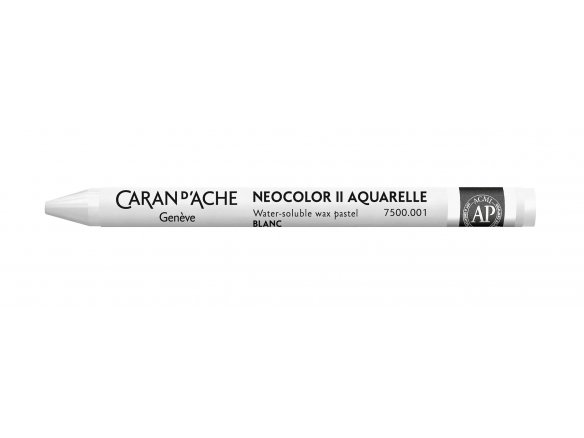 Caran d'Ache Neocolor ll water soluble pastels