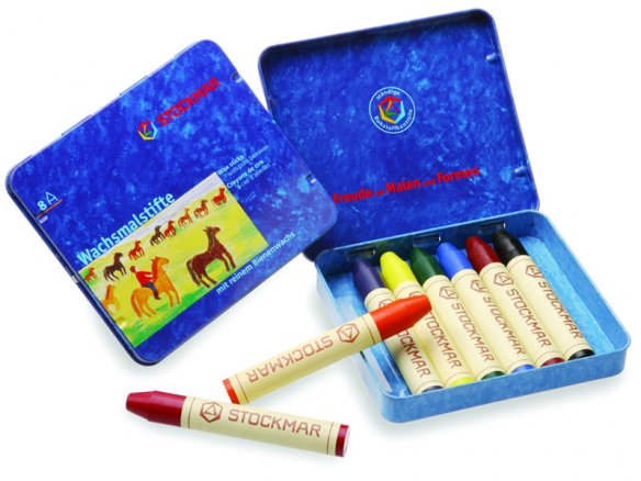 Stockmar wax crayon