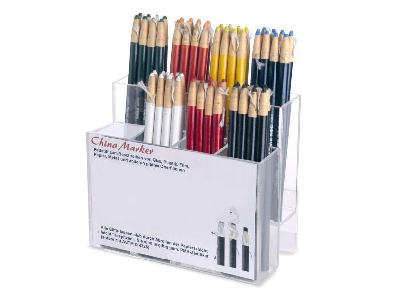 Buy All-purpose peel off China Marker online at Modulor