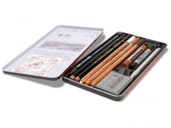 Koh-i-Noor Gioconda pastel pencils 8890