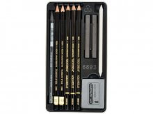 Koh-i-Noor Gioconda Drawing Set 8893