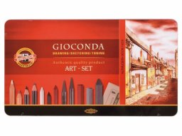 Set de dibujo Koh-i-Noor Gioconda 8891