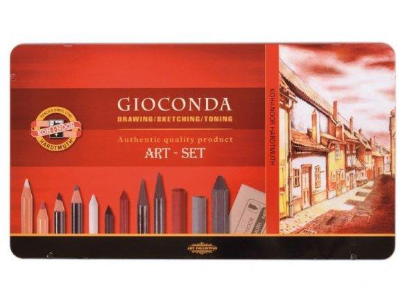 Set disegno Koh-i-Noor Gioconda 8891
