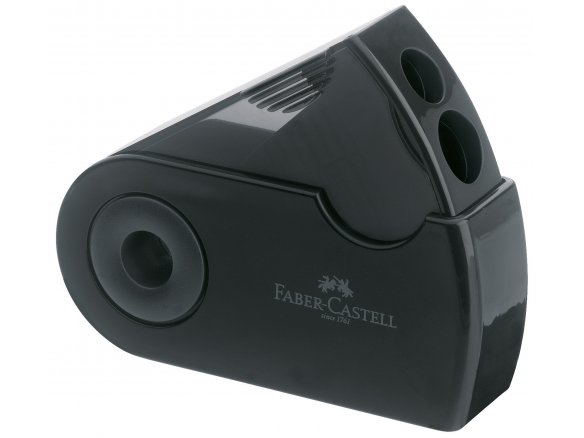 Faber-Castell double pencil sharpener