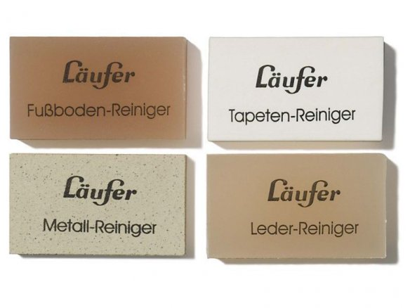 Läufer Clean eraser set