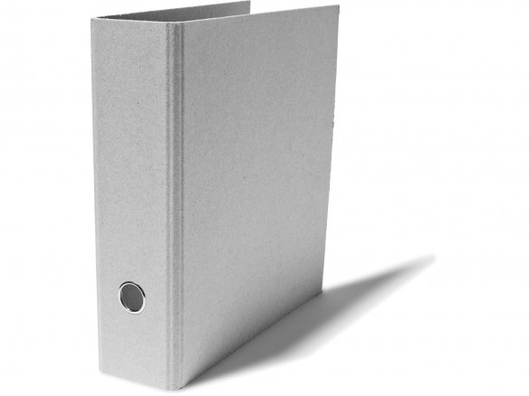 Modulor file folder, grey board