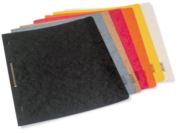Carpeta fastener Exacompta, de cartón