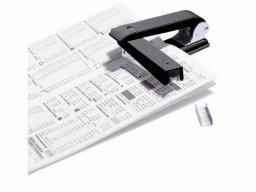 Wedo universal stapler