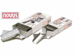 Staples, galvanised