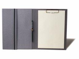 Semikolon clip folder, Efalin covered