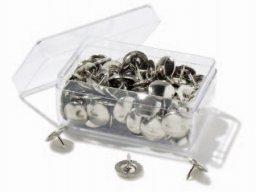 Thumbtack, silver