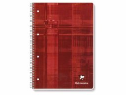 Clairefontaine student notebook