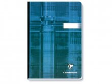 Clairefontaine fabric bound notebook