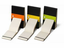 Moleskine Pocket Reporter notebook, hardcover