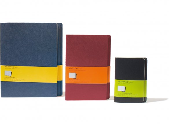 Moleskine Notizheft 3er-Set