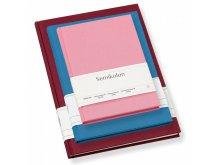 Semikolon notebook, linen cover