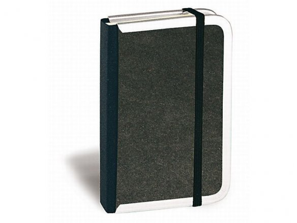 Bindewerk basic notebook with metal edges