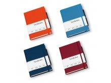 Diario da viaggio Semikolon, copertina in lino