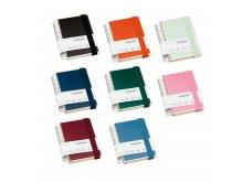 Semikolon spiral notebook Mucho