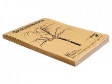 Skizzenblock braun, 100 g/m²