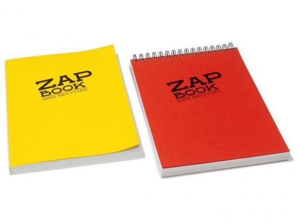 Zap Book drawing pad, 80 g/mř