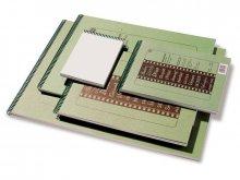 Vang sketch pad, green, 115 g/mř