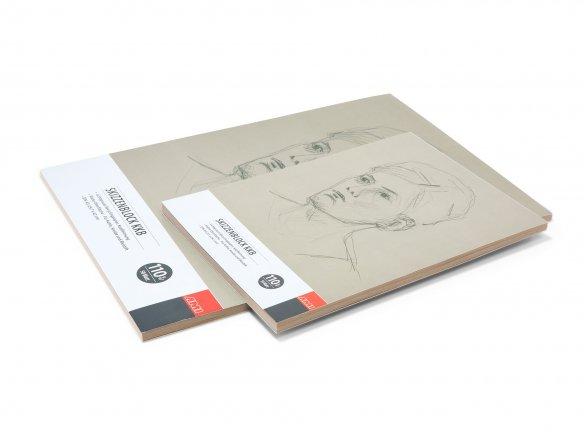 KKB student drawing pad, 110 g/mř