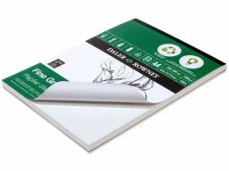 Daler-Rowney drawing pad Eco heavy weight, 200g/mř
