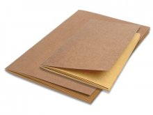 Cuaderno de esbozos Hahnemühle, de papel Kraft
