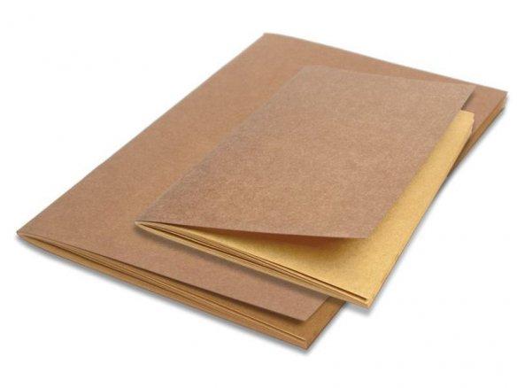Hahnemühle Kraft paper sketch booklets