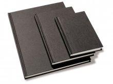 Vang sketchbook Primo, black
