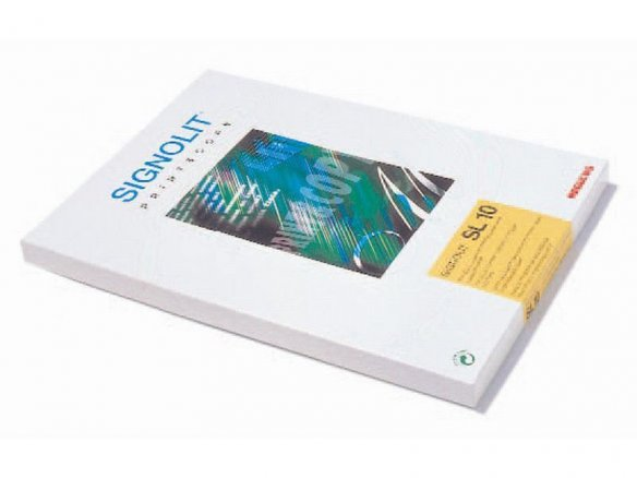 Signolit SL 10 laser/copier film, transparent