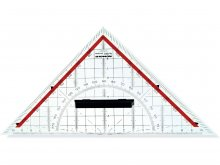 Technical set square