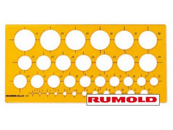 Rumoduo circles template